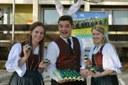 Musikosterhase unterwegs in Hohenweiler